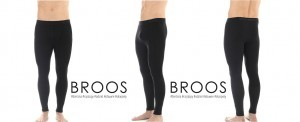 Kalesony Brubeck Comfort Wool Leggings LE10930