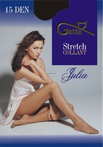 Rajstopy Gatta Julia 15 den Stretch