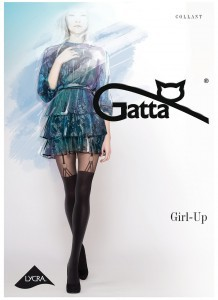 Rajstopy Gatta Girl-Up nr 26