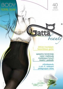 Rajstopy Gatta Body Total Slim 40 den