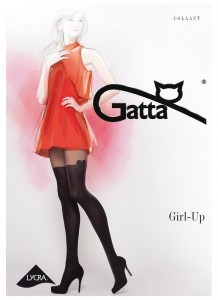 Rajstopy Gatta Girl-Up nr 27