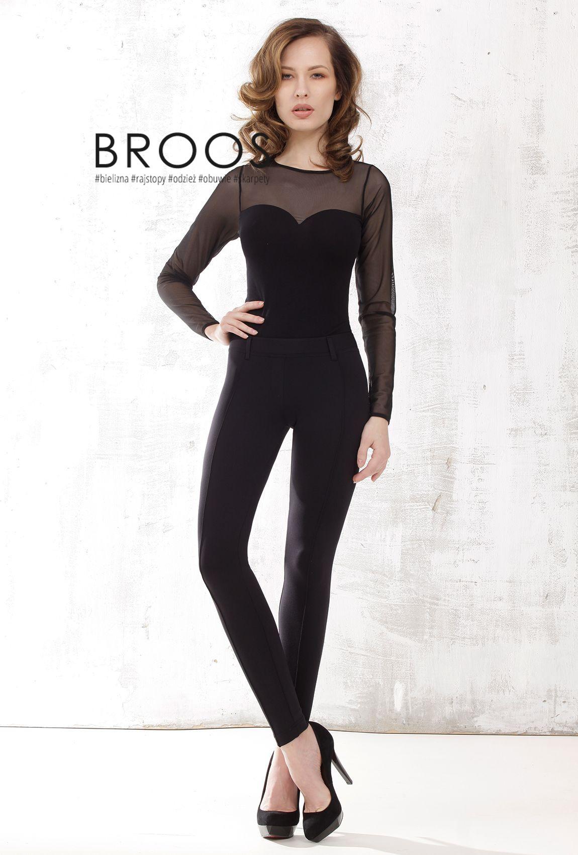 23ed1ff9e7 Spodnie Gatta Black Trendy 44458 44459 - BROOS sklep online