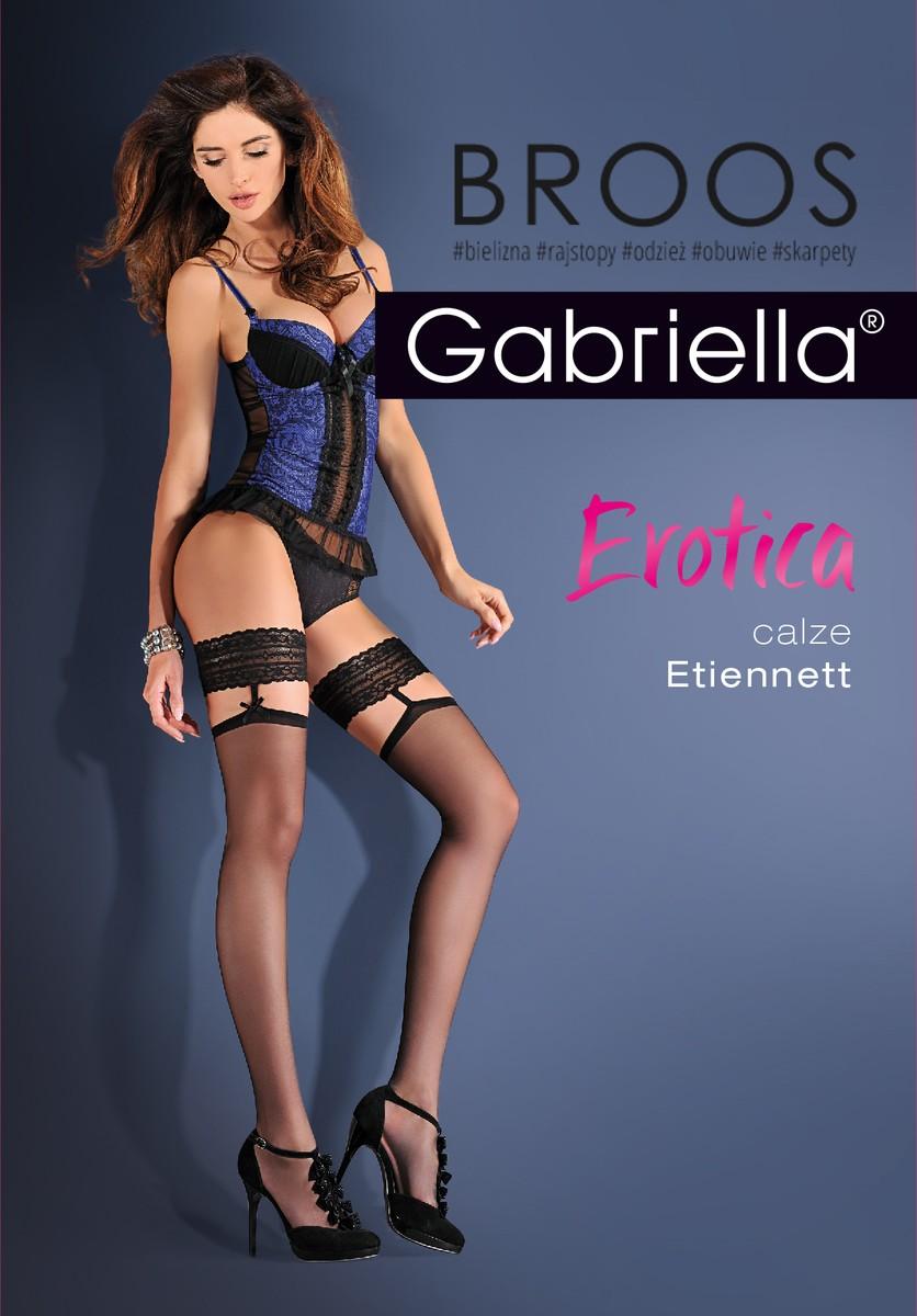 1e45e3c084ce69 Pończochy Gabriella Erotica Calze Etiennett - BROOS sklep online